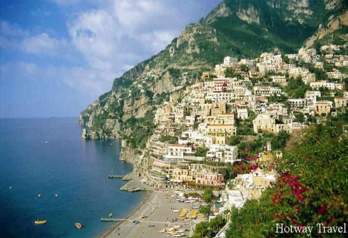 Отдых в Италии в июле природа