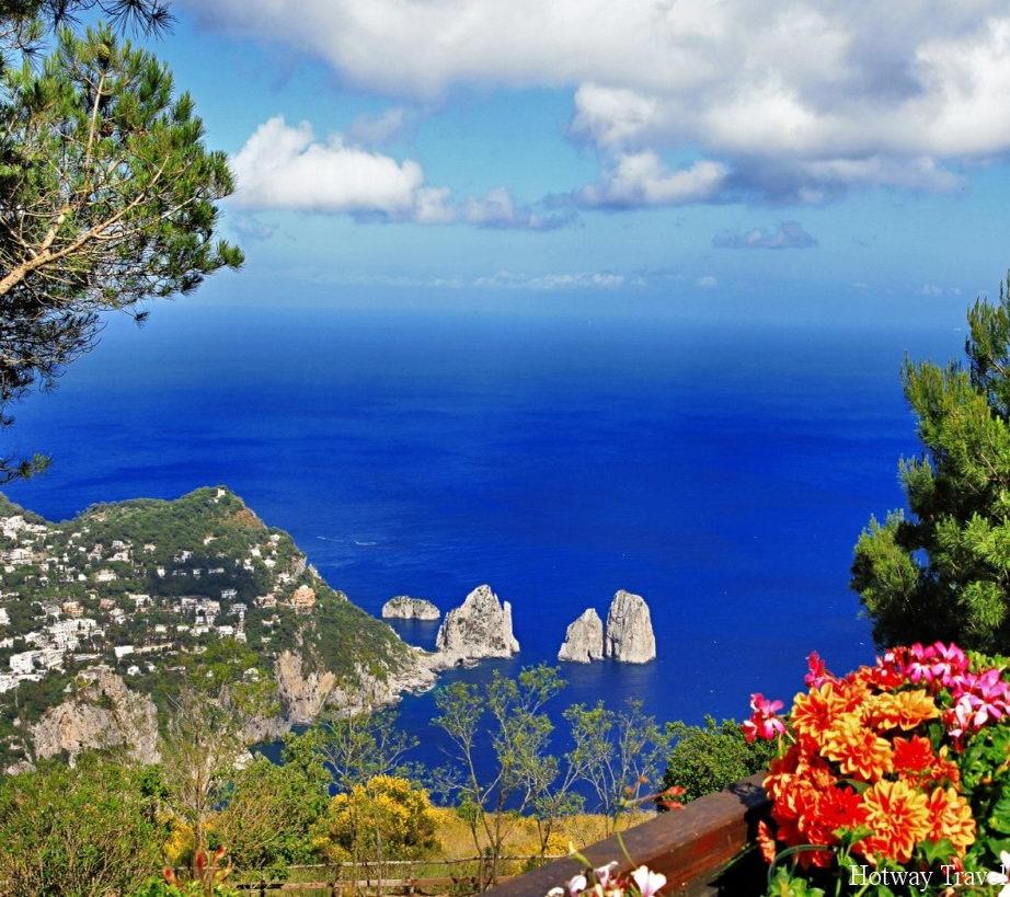 Отдых в Италии в июле природа1