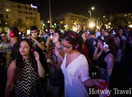 Отдых в Израиле в июне Белые ночи