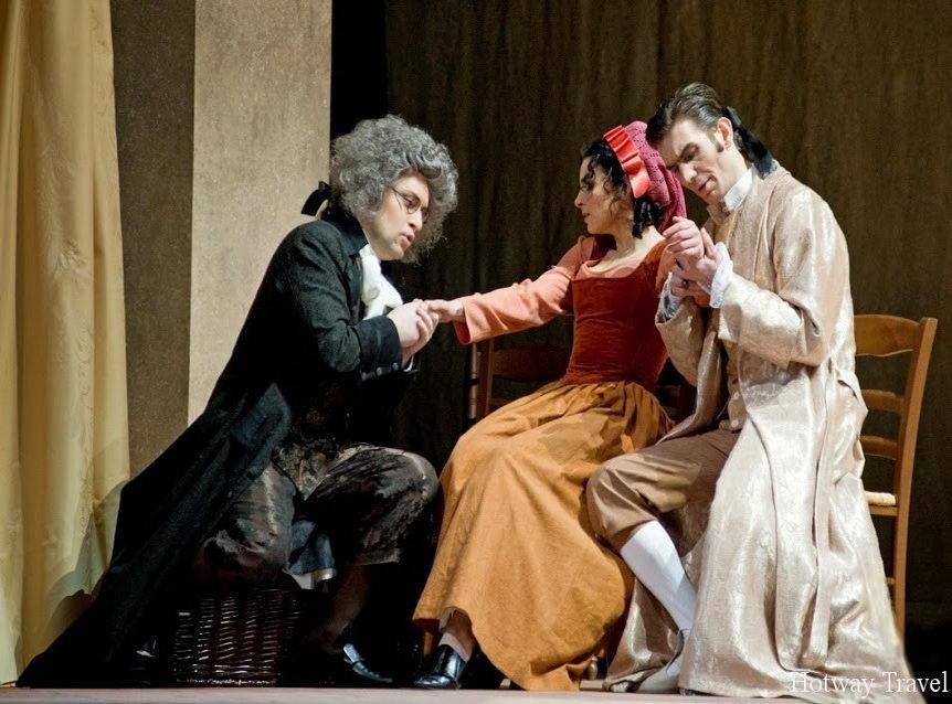 Отдых в Израиле в июне Фестиваль оперы