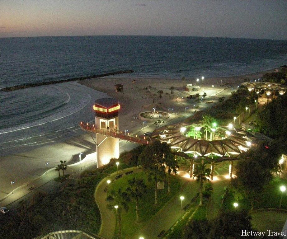 Отдых в Израиле в июне вечер