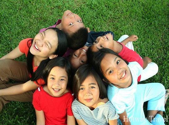 Отдых в Китае в июне День детей