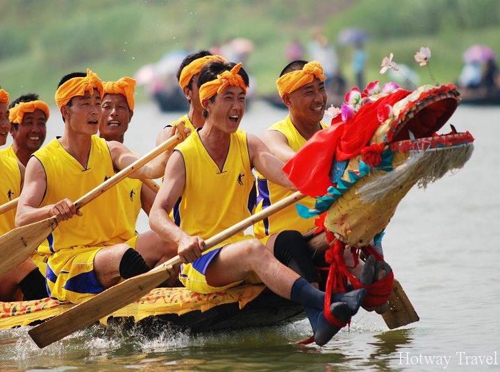 Отдых в Китае в июне Фестиваль Дракон