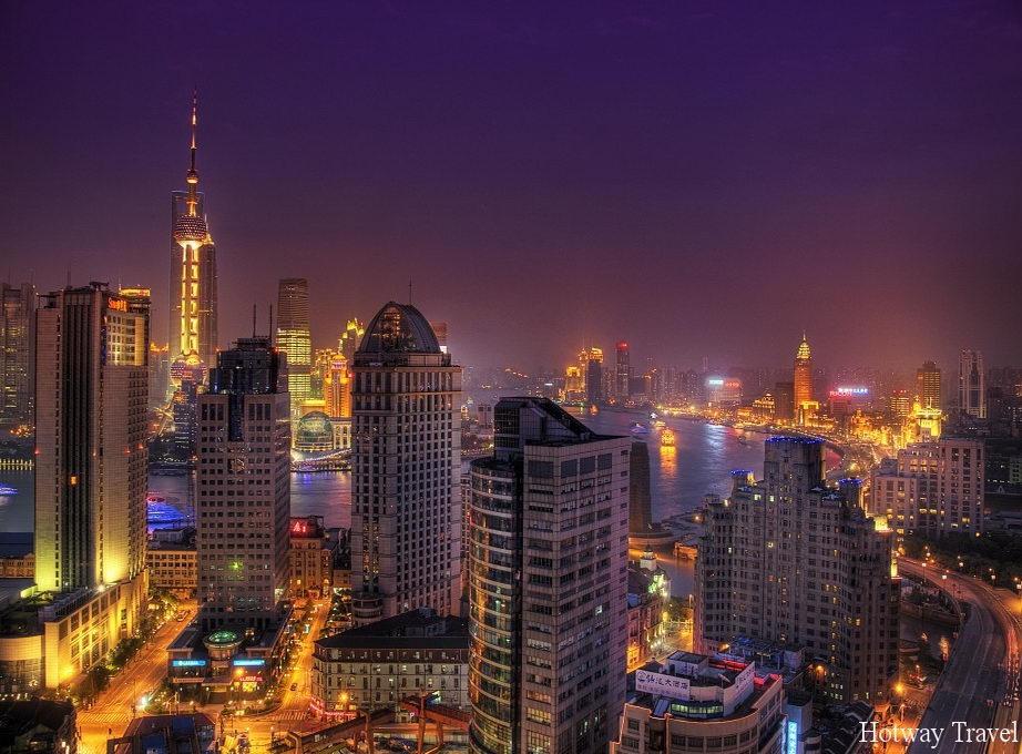 Отдых в Китае в июне шанхай1