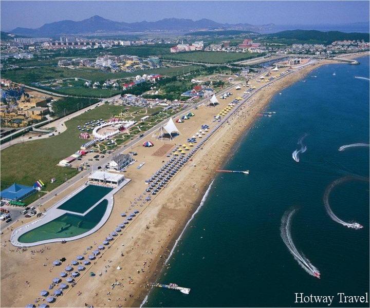 Отдых в Китае в июне желтое море