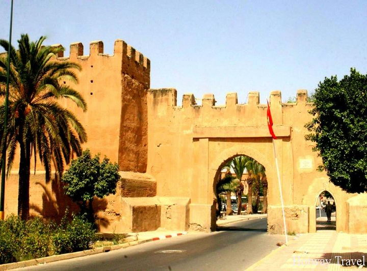 Отдых в Марокко в июне Тарудант