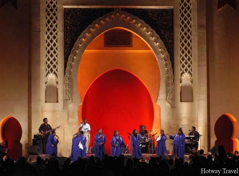 Отдых в Марокко в июне фестиваль 1сокральной музыки