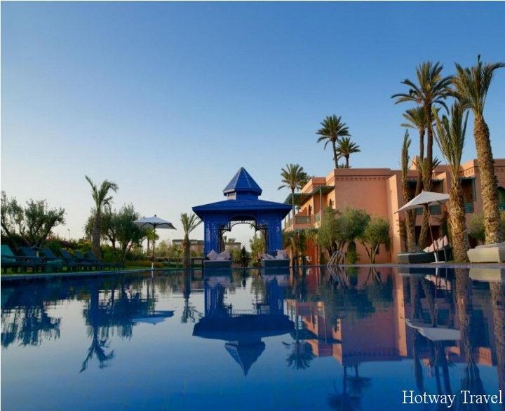 Отдых в Марокко в июне отель