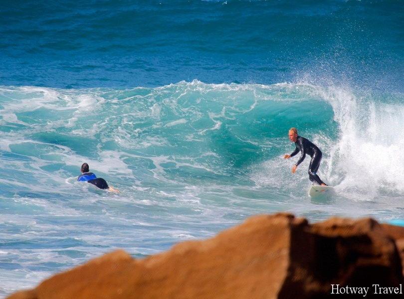 Отдых в Марокко в июне серфинг