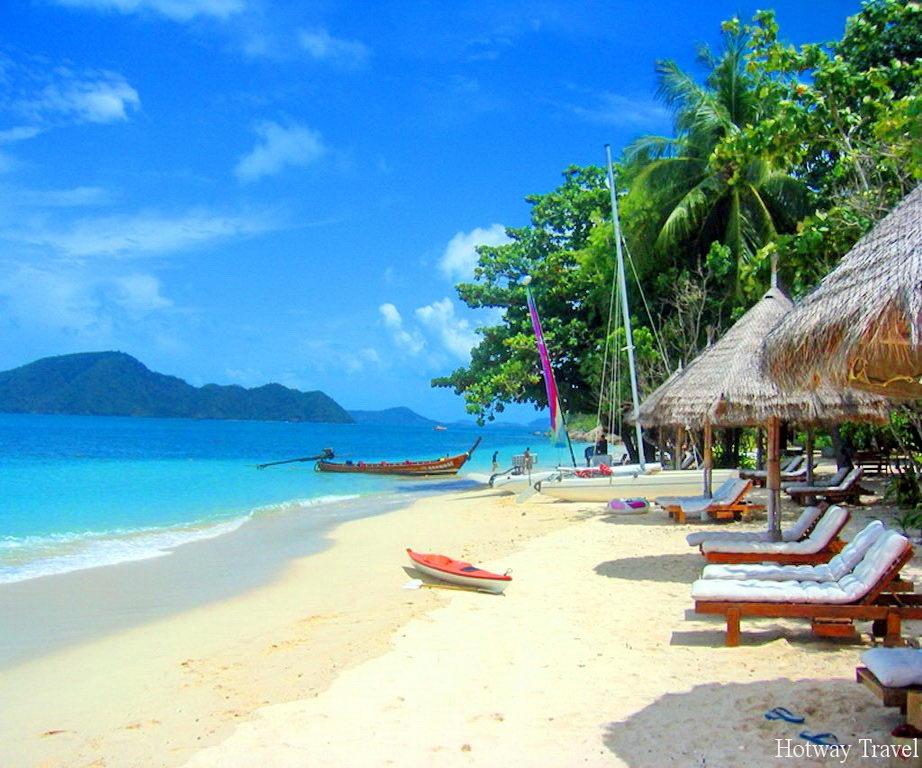 Отдых в Таиланде в июне пляж