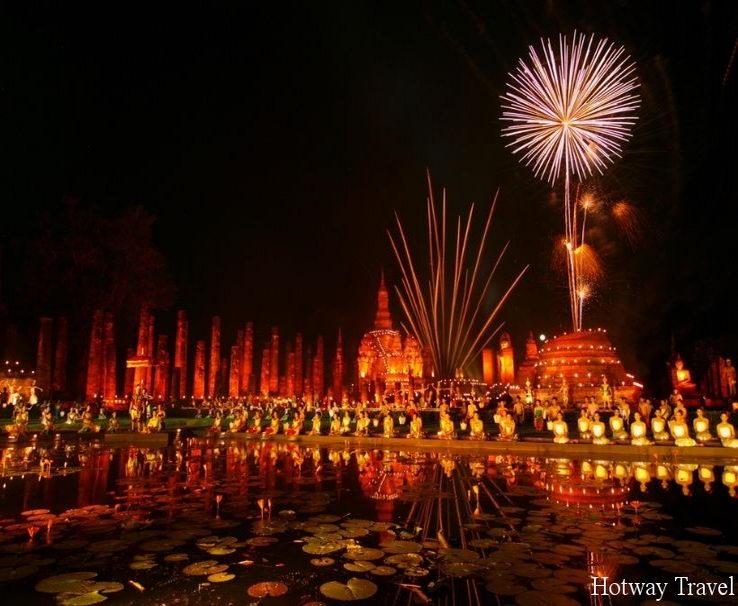 Отдых в Таиланде в июне праздник
