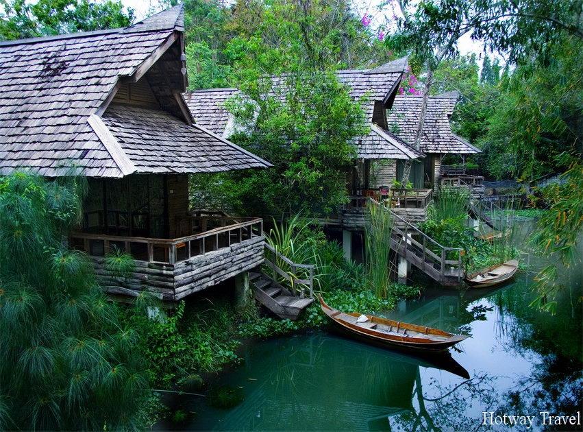 Отдых в Таиланде в июне природа