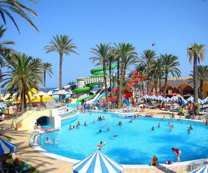 Отдых в Тунисе июнь дети