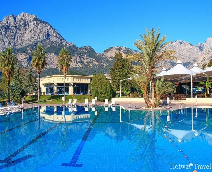 Отдых в Турции в июле отель3