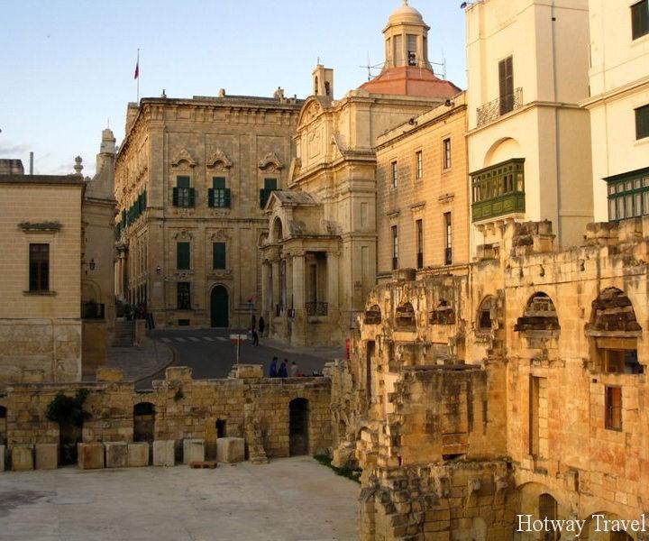 Отдых в июле 2015 на Мальте достопр