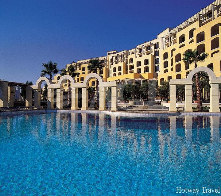 Отдых в июле 2015 на Мальте отель