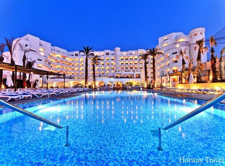 Отдых в июле 2015 на Мальте отель1