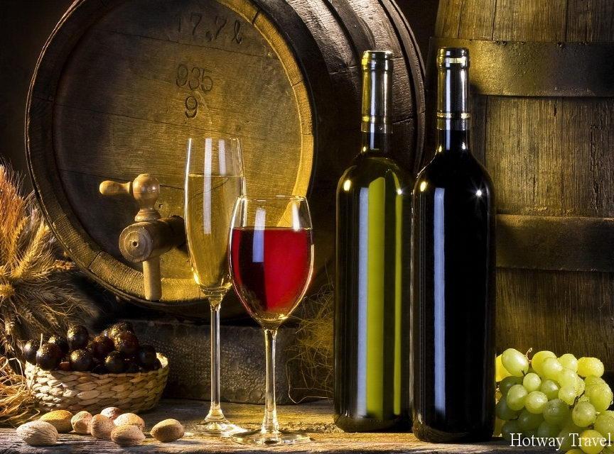 Отдых в июле 2015 на вино