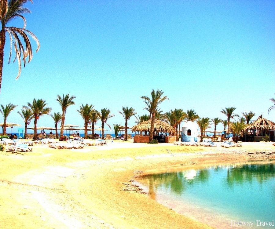 Туры в Египет в июне пляж