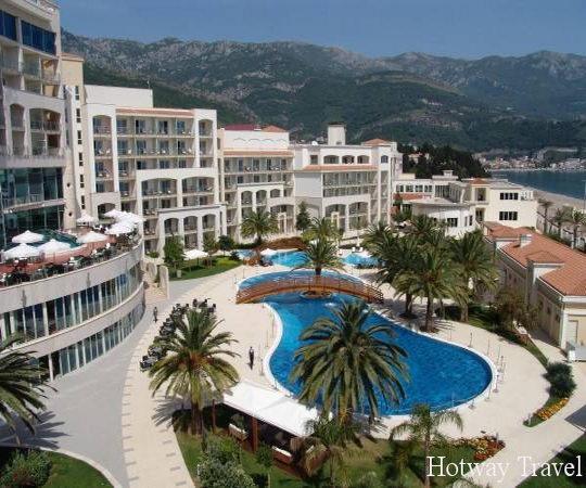 отдых в Чорногории в июне отель
