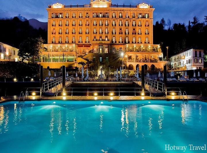 отдых в италии в июне отель вечер