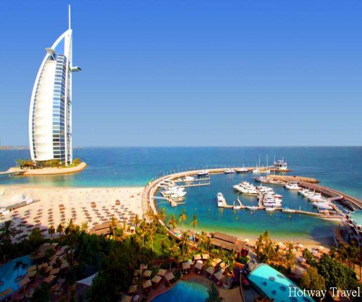 Эмирата летом 1