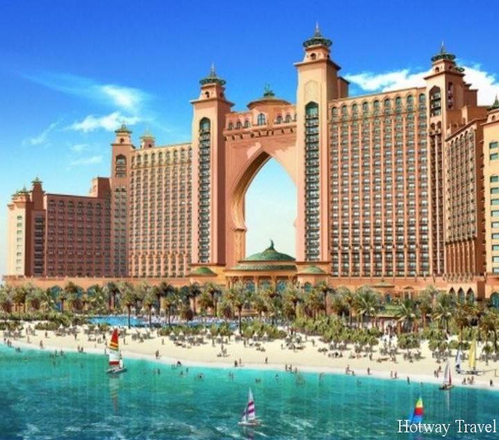 Эмирата летом 3
