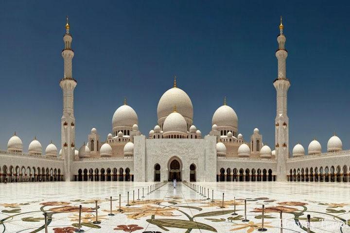 Эмирата летом мечеть1