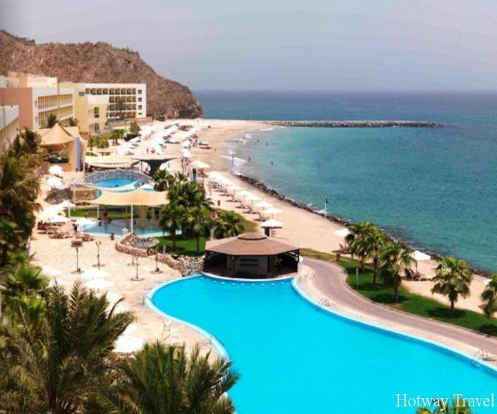Эмирата летом отелььь