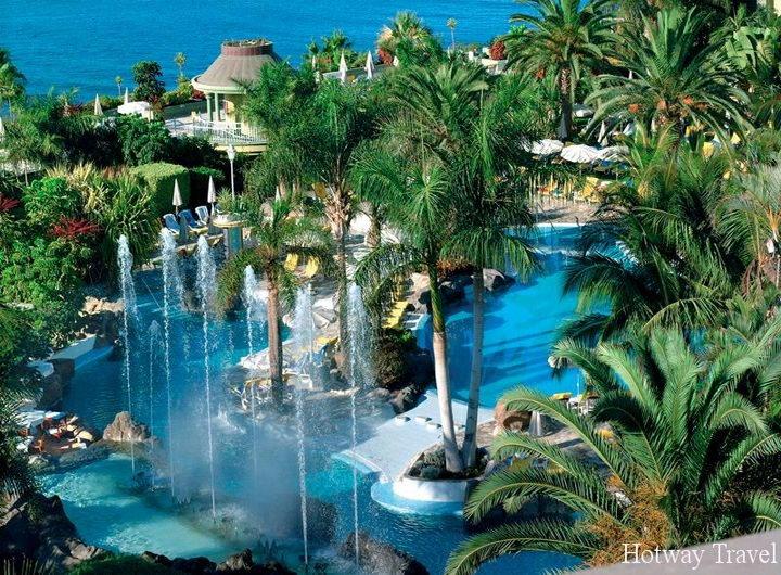 Отдых на Канарские островах отели Тенерифе
