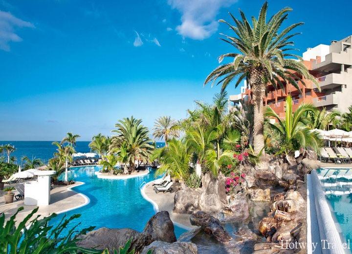 Отдых на Канарские островах отели1