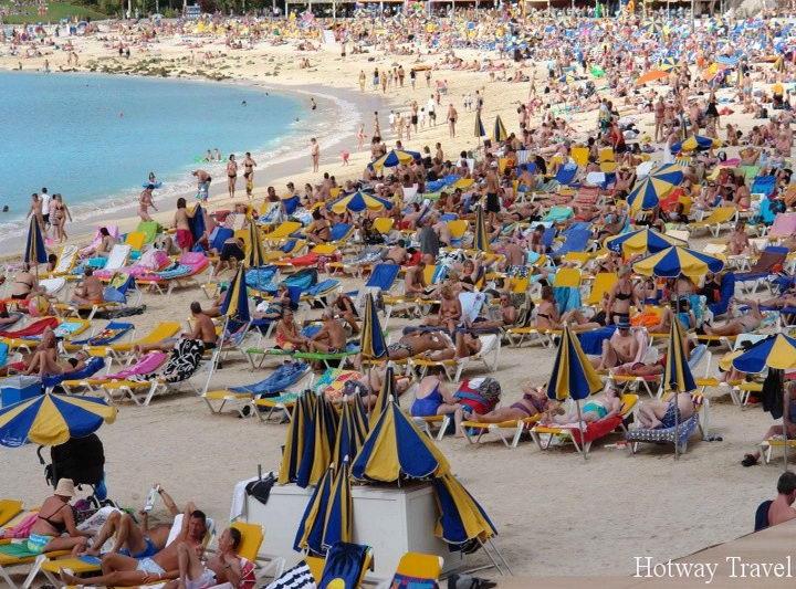 Отдых на Канарские островах пляж