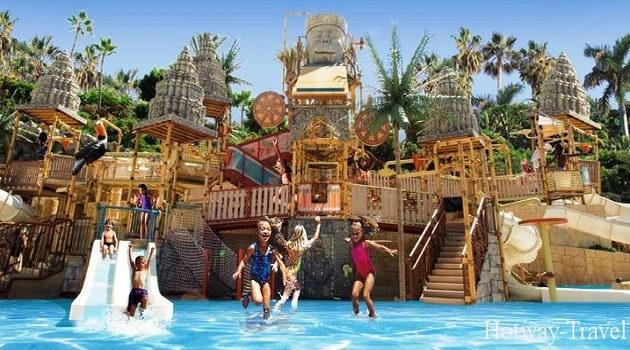 Отдых на Канарские островах в июле парк