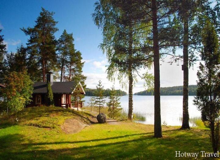 Отдых в Финляндии в июле 1