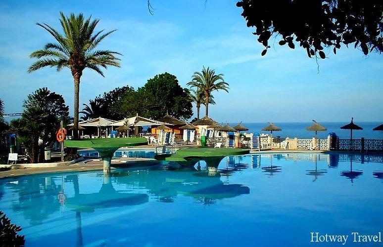 Отдых в Испании в июле 2