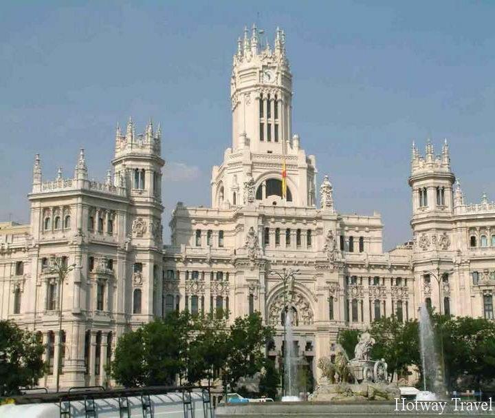Отдых в Испании в июле мадрид