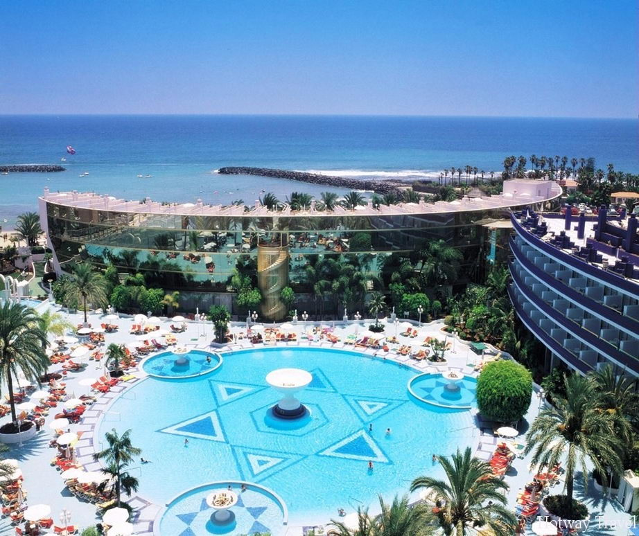 Отдых в Испании в июле отель