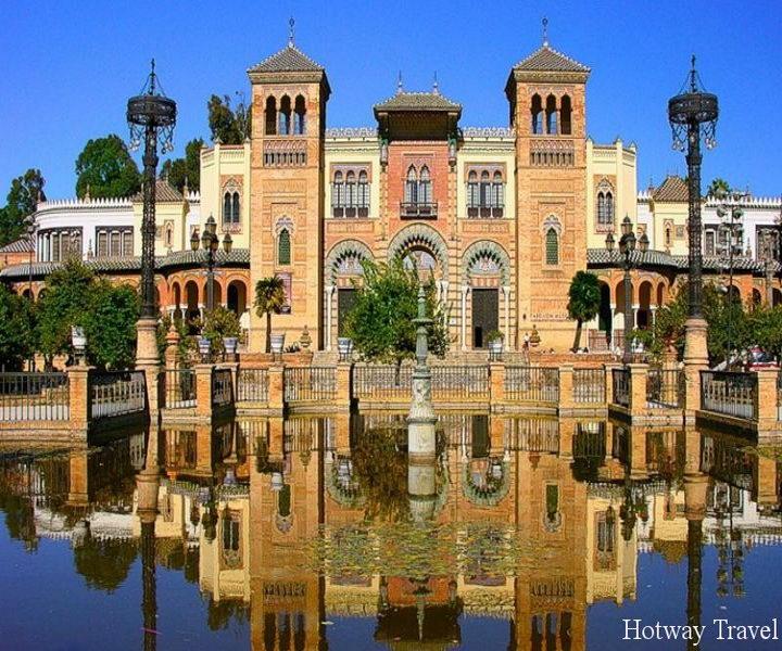 Отдых в Испании в июле севилья