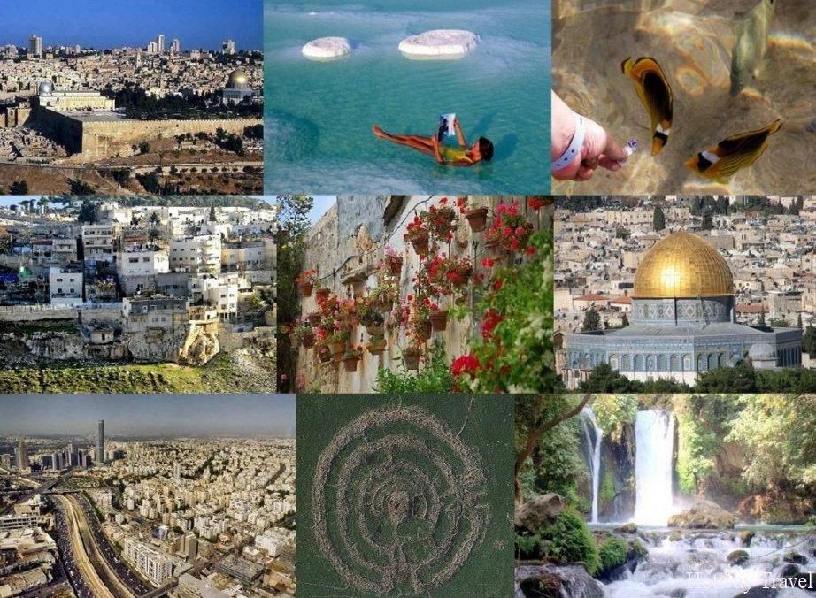 Отдых в Израиле в июле 1