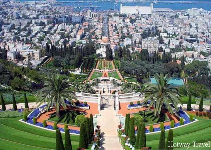Отдых в Израиле в июле хайфа2