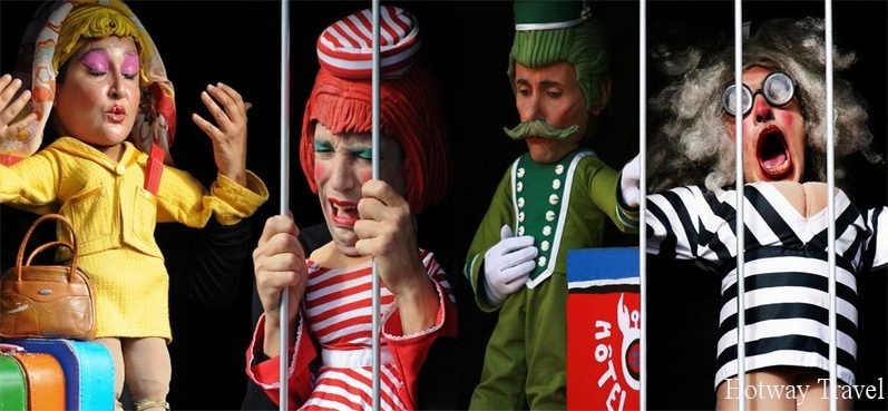 Отдых в Израиле в июле куклы