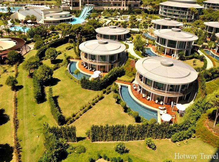 Отдых в Турции в августе отель