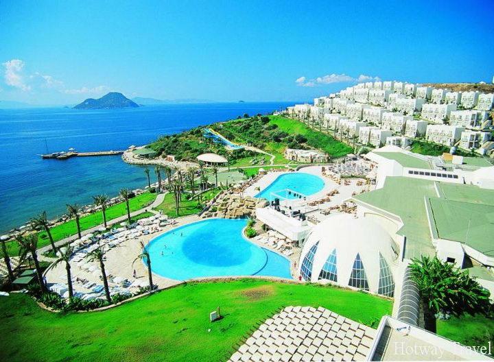Отых в Турции в августе Бодрум