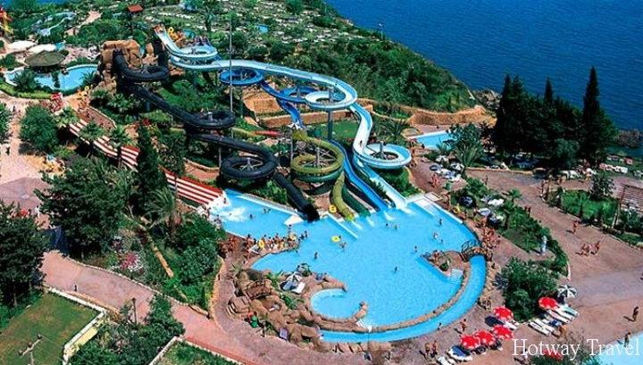 Отых в Турции в августе аквапарк