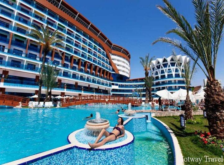 Отых в Турции в августе отель девушка