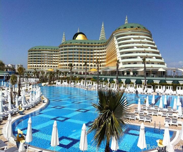 Отых в Турции в августе отель1