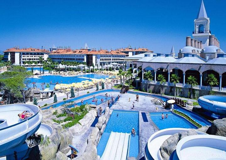 Отых в Турции в августе отель2