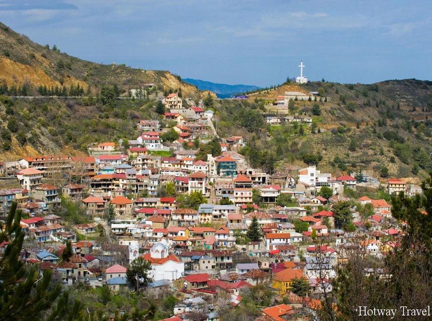 Отдх на Кипре в августе Никосия