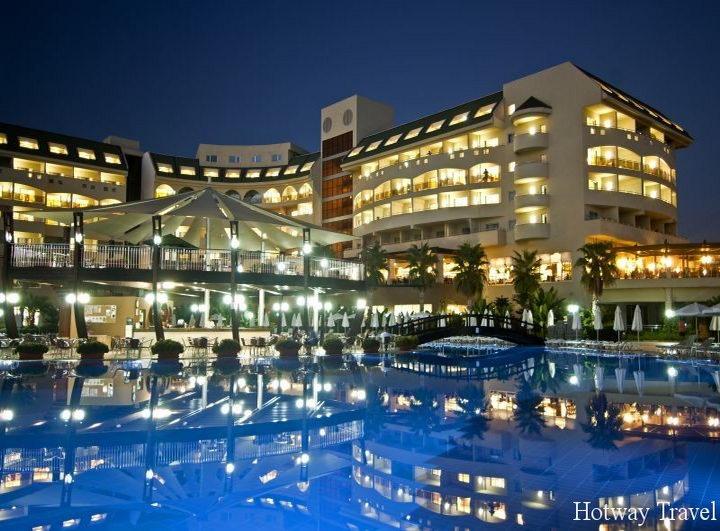 Отдх на Кипре в августе ночь