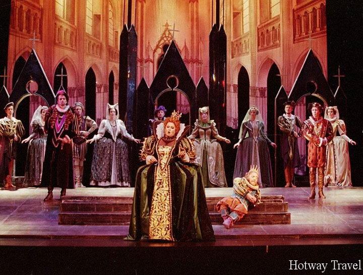 Отдх на Кипре в августе опера